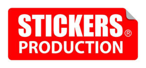 Stickers production